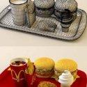 McDonalds Food Set 3d Models