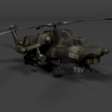 Bf3 Havoc Helicopter