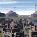 مبنى مستعمرة قطاع المدينة