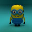 Evil Minion Character 3d Model