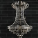 Gorgeous Crystal Curtain Pendant Lamp