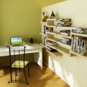 Minimalist Study Room Interior Design