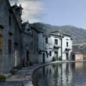 Çin antik yapı tarzı