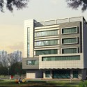 Office Building 3d Max Model