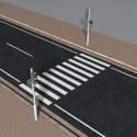 Road Highway 3d Max Model