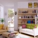 Modern Living Room Design 3d Max Model Scene