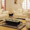 Palatial Vintage Living Room Interior
