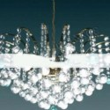 Large Crystal Chandelier Love