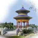 Chinese Round Pavilion  Free