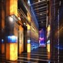 Bar Interior Scene