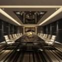Senior Conference Room Interior Scene