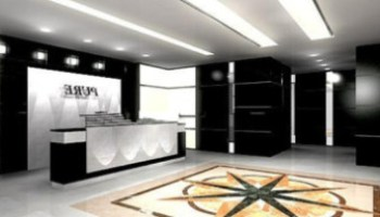 Office Reception Interior 3d Max Model Free (3ds,Max) Free