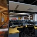 Company Office Interior Scene