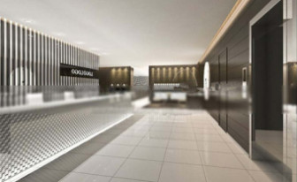 Business Office Interior 3d Max Model Free
