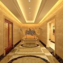 Hotel Hallway  Scene