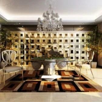 Interior Design Family Resting Place