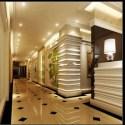 3d Max Interior Scene Modern Hotel Hallway