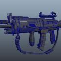 Heavy Combat Rifle