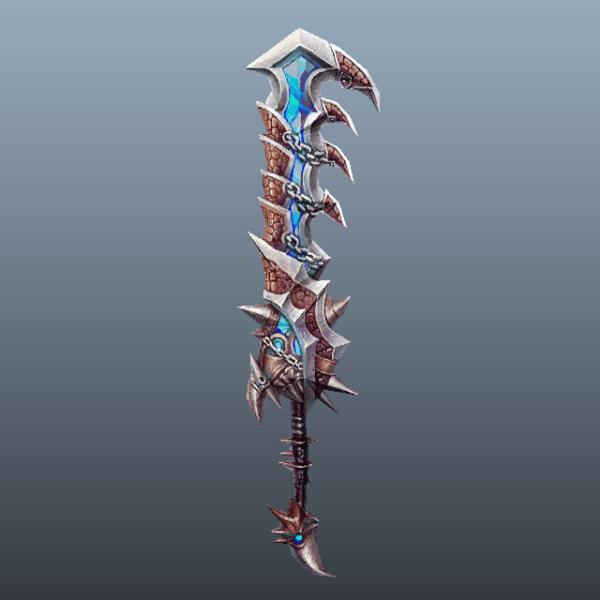 Chainsaw Sword