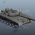 Russian T80 Tank Rig