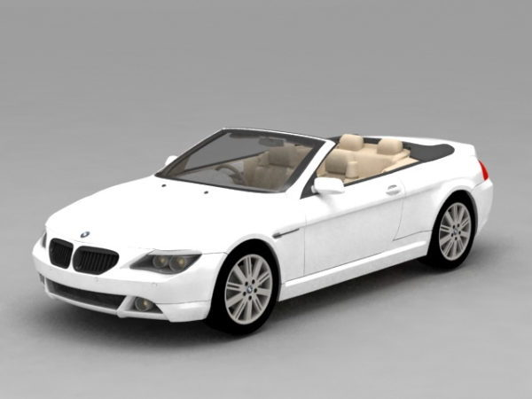 Bmw 645ci Convertible Car