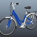 Flat Bar Road Bicycle