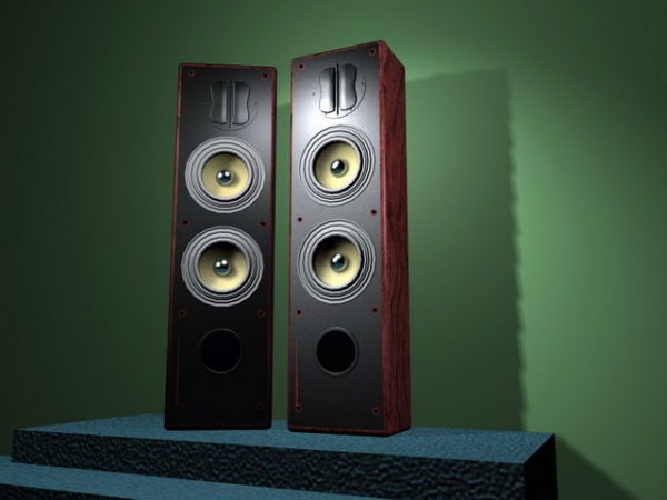 Big Hi-fi Speakers