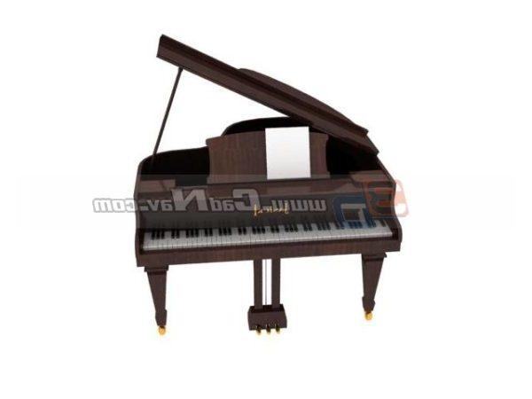 Music Instrument Grand Piano