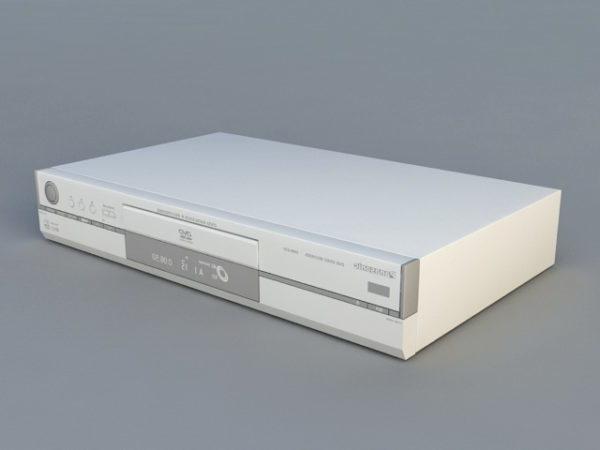Panasonic Dvd Player Recorder