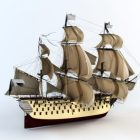 18th Century Sailing Warship