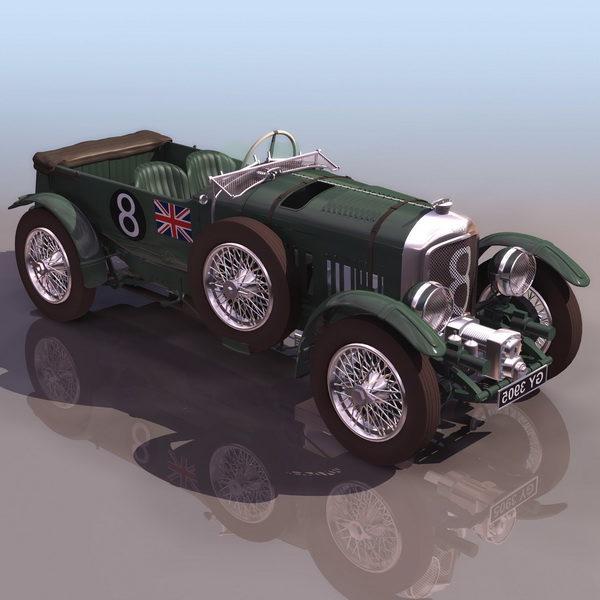 1929 Blower Bentley