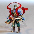 Çin Mitolojisinde Savaş Tanrısı