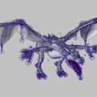 Dragon Rig Animation