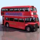 Early Double-decker Bus