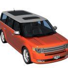フォードフレックスクロスオーバーSUV