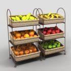 عرض موقف الفاكهة