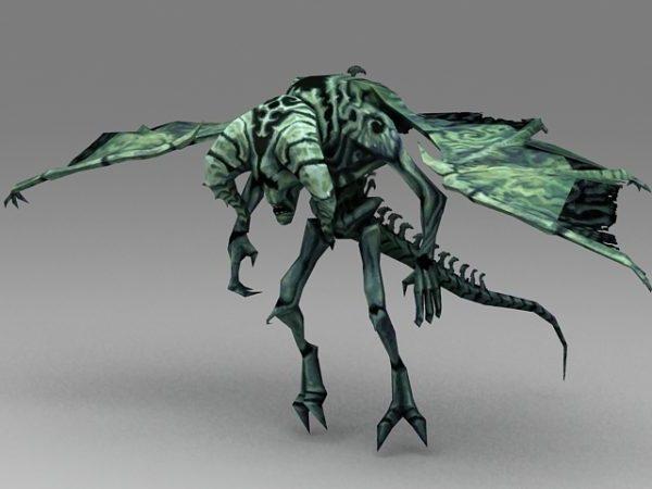 Yeşil Gargoyle