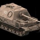 Jagdpanzer Tiger (p) Elefant Tank Destroyer
