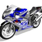 Suzuki Gsr750 Spor Motosiklet