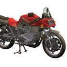 Suzuki Katana Gsx 1100 Motosiklet