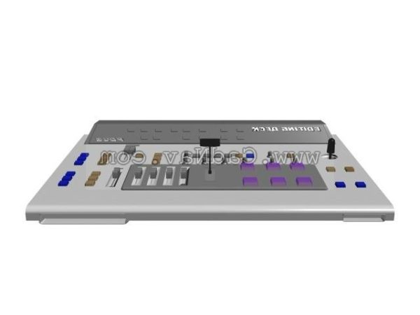 Video Mix Editing Deck Device