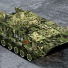 Zbd-04 Chinese Infantry Fighting Vehicle