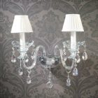 Crystal Chandelier Wall Sconces Lamp