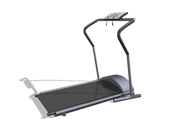 Walking Treadmill Gym Equipment