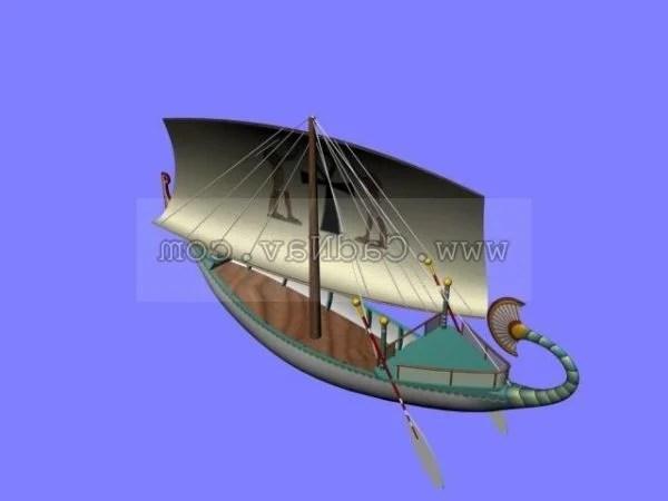 Watercraft Wooden Galleon