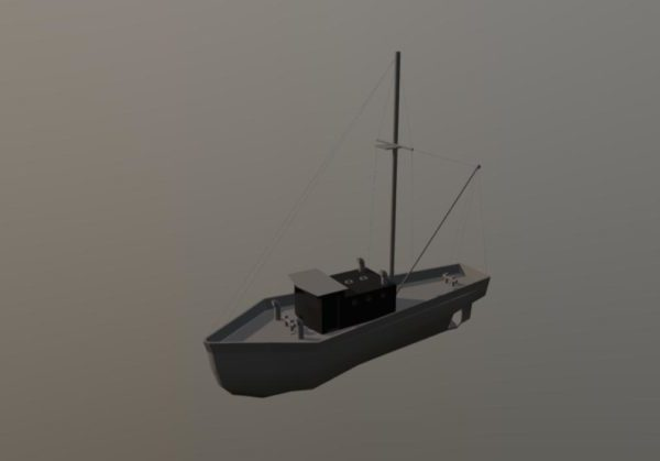 Small Wood Boat Design