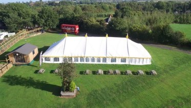 Large marquee