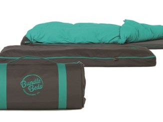 All-in-one bed