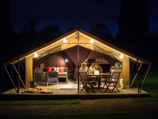 Ready camp accommodation