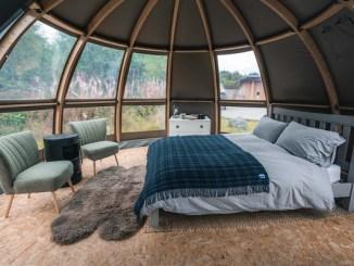 DOF Panorama Tent